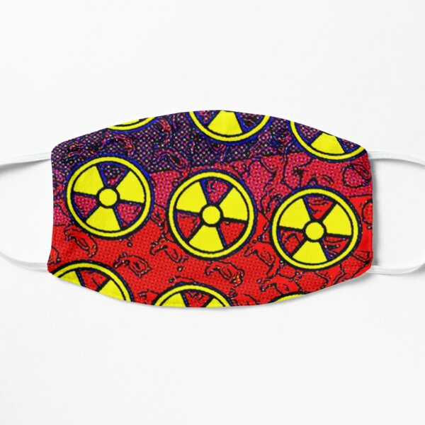 RADIOACTIVE LIFESTYLE Mask