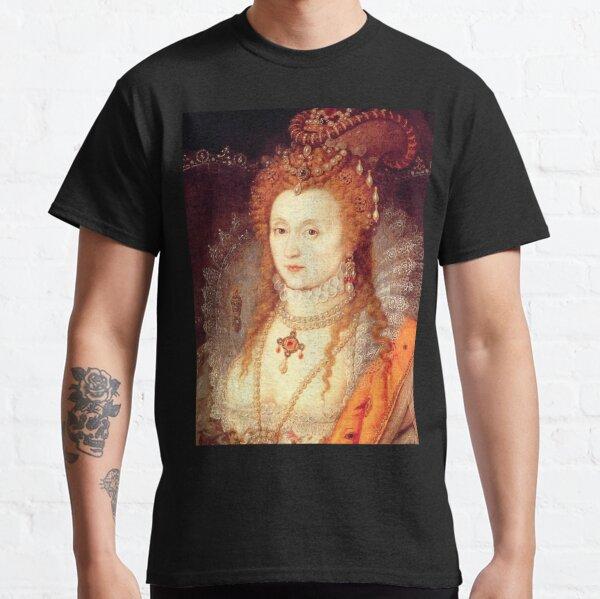 Elizabeth I Portrait Classic T-Shirt