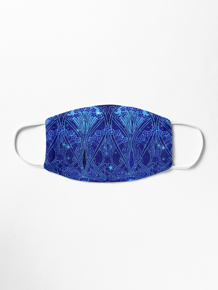 Alternate view of An Art Nouveau Night Sky Mask