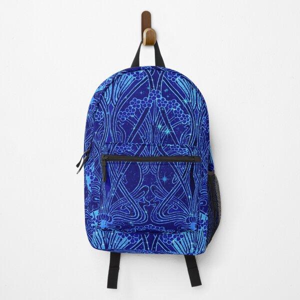 An Art Nouveau Night Sky Backpack