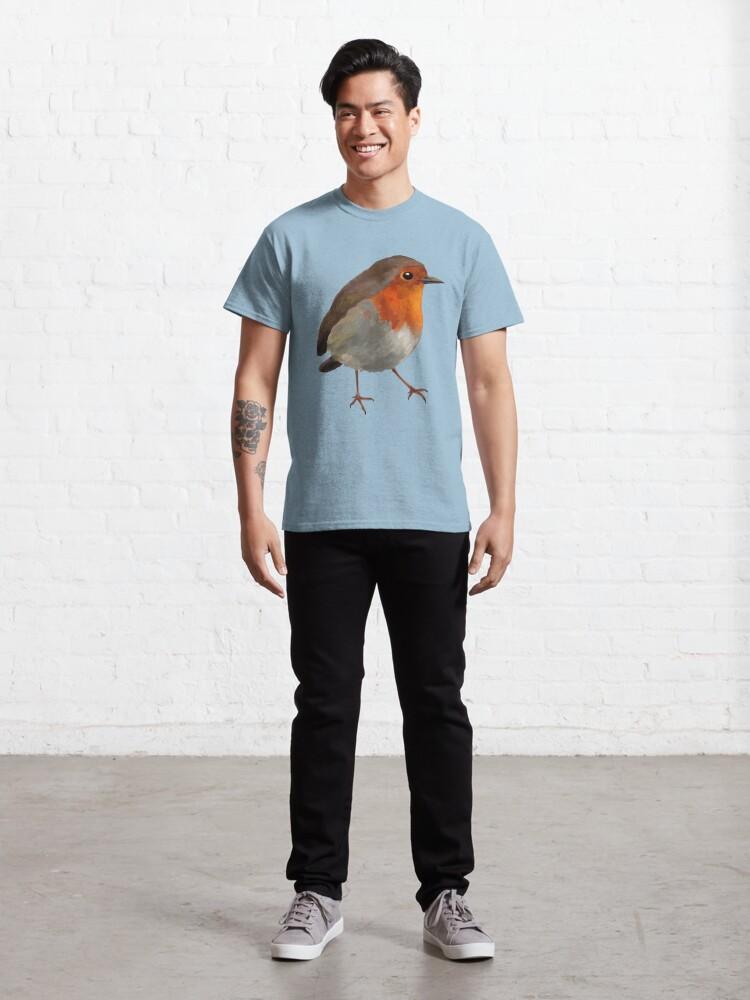 Alternate view of Robin Classic T-Shirt