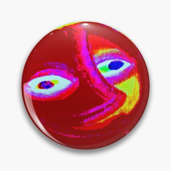 SMILING EARTH Pin