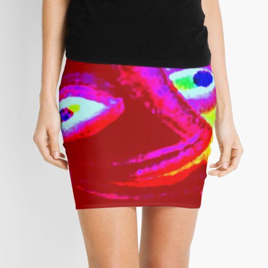 SMILING EARTH Mini Skirt