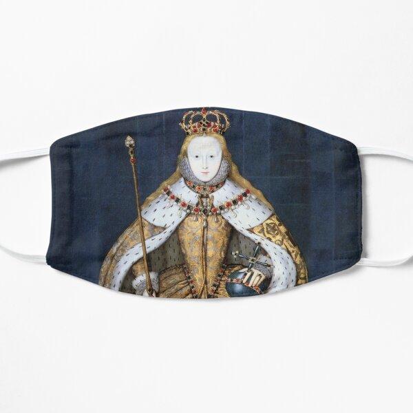 Elizabeth I Coronation Portrait Flat Mask