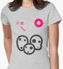 Kodama (Forest Spirit Advisory) Womens Fitted T-Shirt