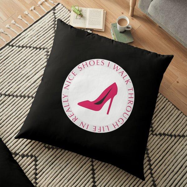 Schitt's Creek | Nice Shoes Floor Pillow