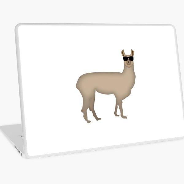 NDVH Llama (shaded) Laptop Skin