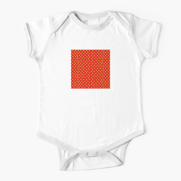 STARS Short Sleeve Baby One-Piece