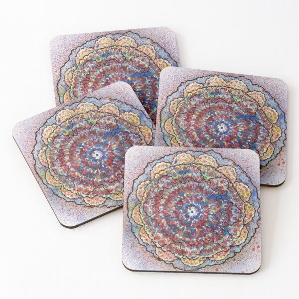 Stain 14 Coasters (Set of 4)