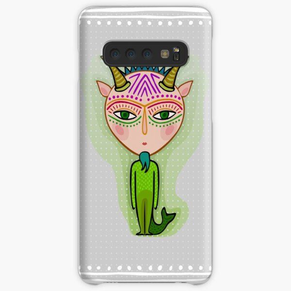 capricorn zodiac sign Samsung Galaxy Snap Case