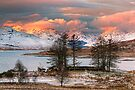 Arklet Daybreak by Karl Williams