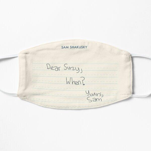 Dear Suzy Letter - Moonrise Kingdom Mask