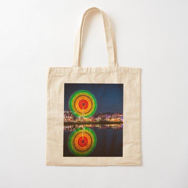 Dumfries Funfair Cotton Tote Bag