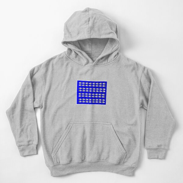 Anomalous motion illusions Kids Pullover Hoodie