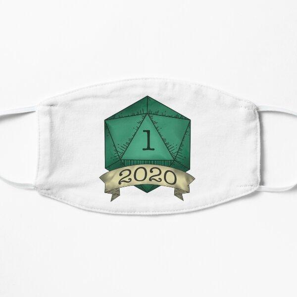 2020 D20 Nat 1 - Colored (version 1) Mask