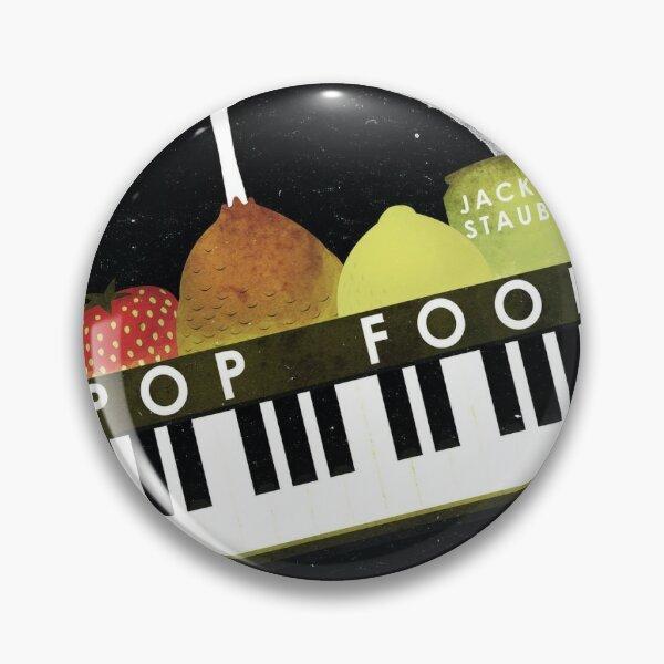 Pop Food Pin