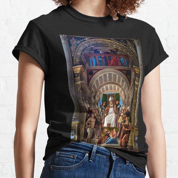 Marcus Basitus nobile prompsit opus 1503 Classic T-Shirt