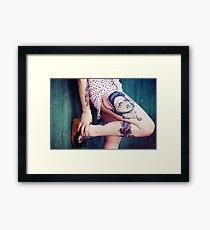 Tattoo I Framed Print