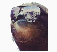 Cashmoney Sloth w/ sunglasses | Unisex T-Shirt