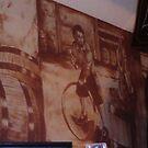 Wall mural by imajica