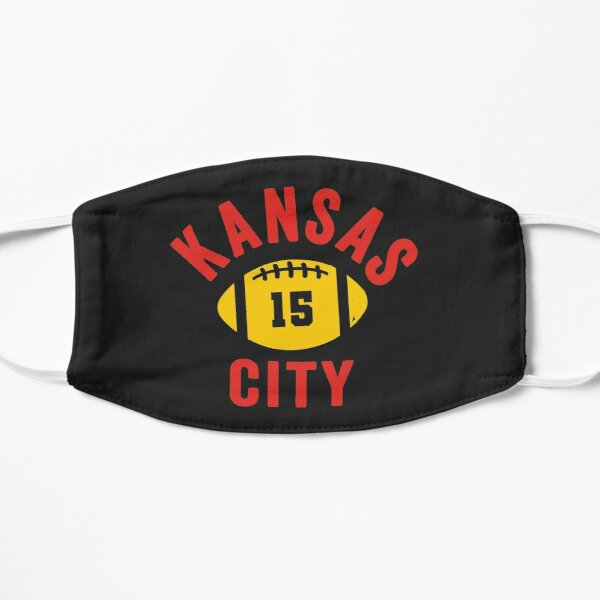 KC 15 Showtime Kansas City 15 Red Showtime and KC Yellow KC Champions 2020  Mask