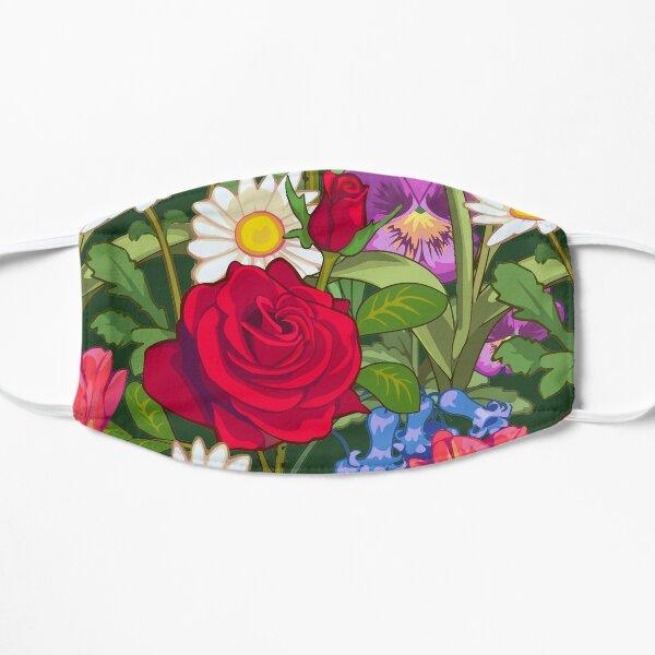 Flower Set Mask