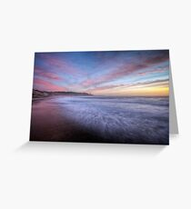 Sunrise Comes Softly  Greeting Card