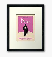 Drive 2011 Poster Framed Print