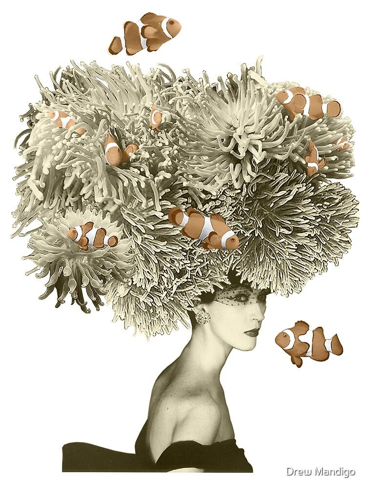 Her Clownfish hat turned some heads by Drew Mandigo