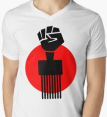 Black Fist Power T-Shirt T-Shirt
