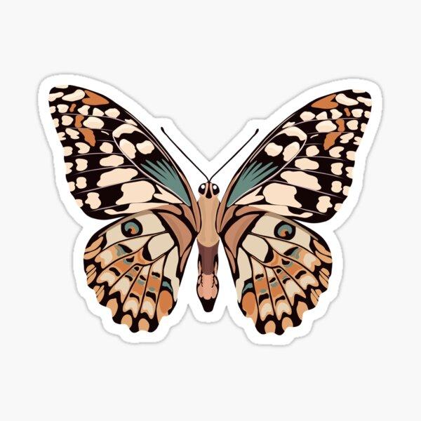 Papilio Sticker