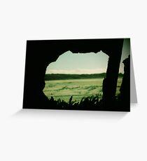 Desolate Greeting Card