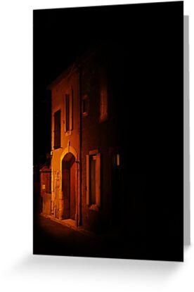 Street Light. by Paul Pasco