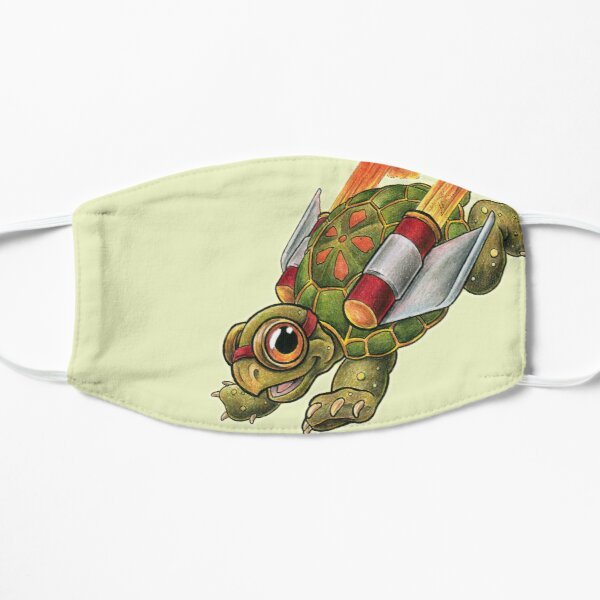 Rocket Tortoise! Mask