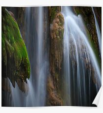 The Tufs waterfall Poster
