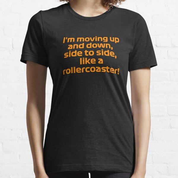 Lando Norris Rollercoaster - F1 Team Radio Essential T-Shirt