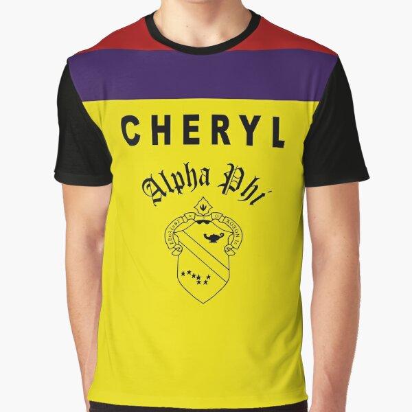 Graham Coxon's Cheryl V1 Graphic T-Shirt