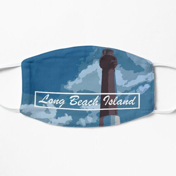 Long Beach Island Lighthouse Graphic Mask