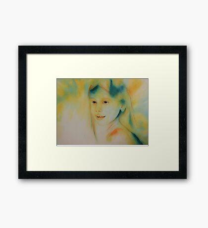 Lydia two Framed Print