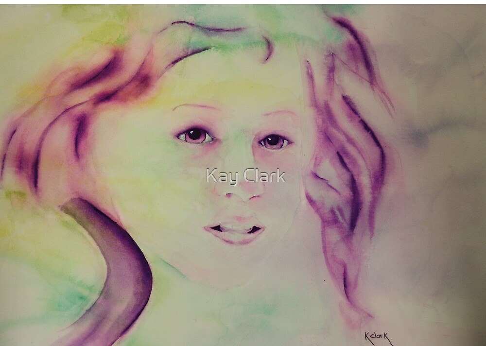 Angel Eyes by Kay Clark