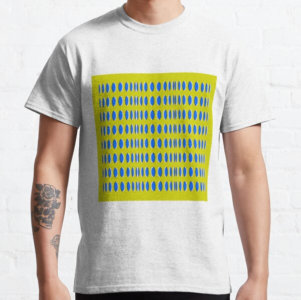 Anomalous motion illusions Classic T-Shirt