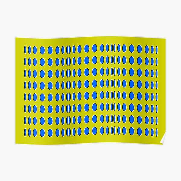 Rollers appear to rotate without effort Poster
