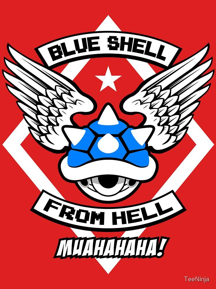Blue Shell del infierno de TeeNinja