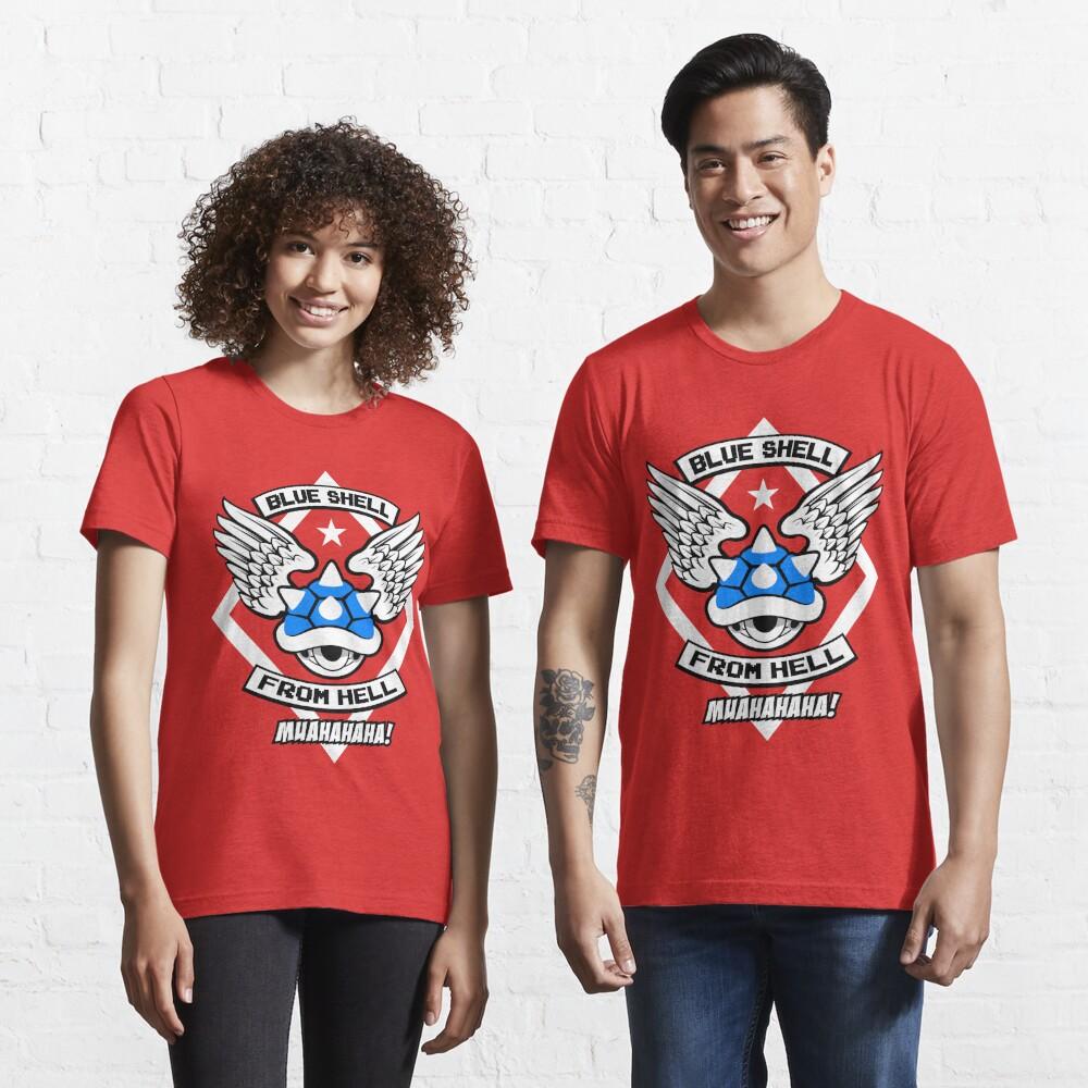 Blue Shell del infierno Camiseta esencial
