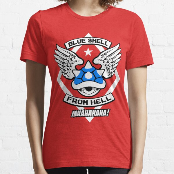 Blue Shell From Hell Essential T-Shirt