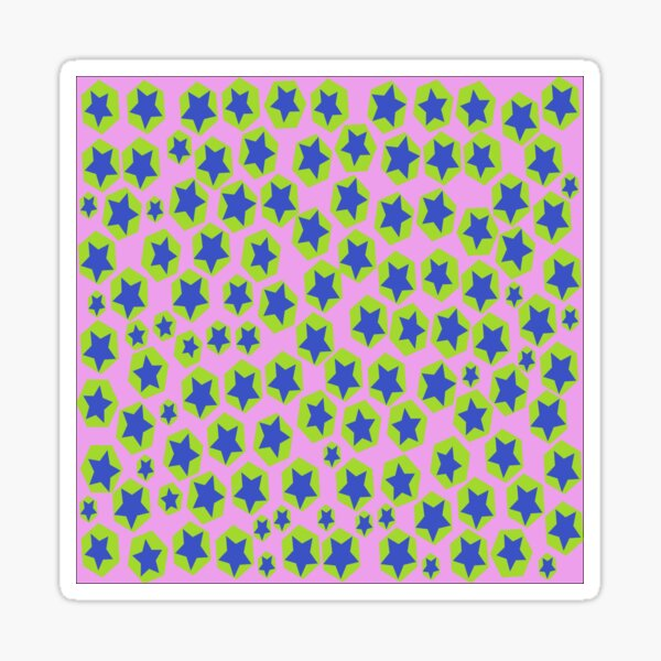 PATTERN Sticker