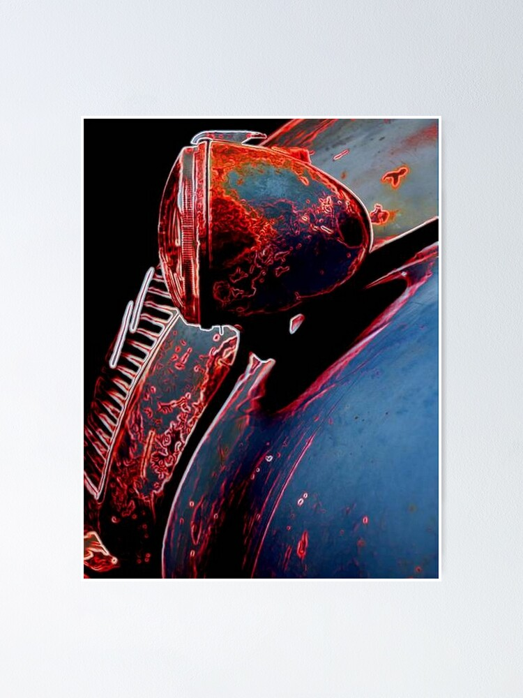 Alternate view of RUSTY CAR Poster