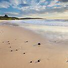 Catherine Hill Bay Beach by benivory
