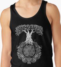 Camiseta de tirantes Árbol de la vida