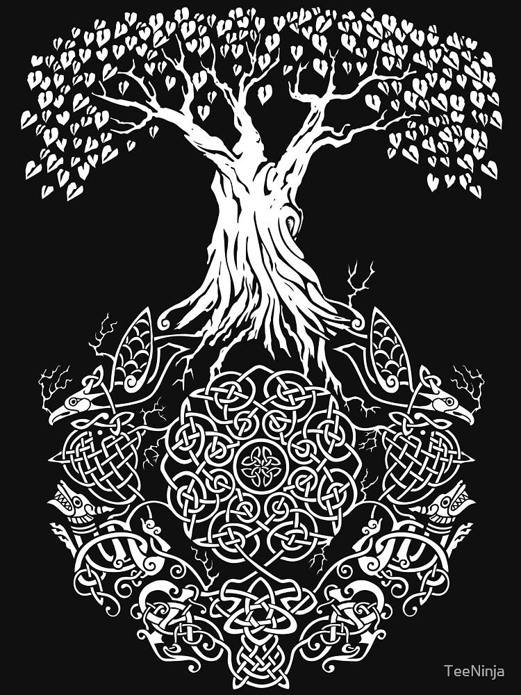 Árbol de la vida de TeeNinja